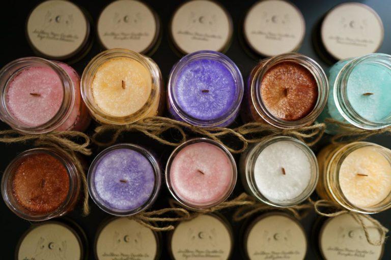 Jakie zalety mają świece zapachowe?