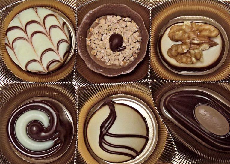 Praliny – czyli słodkości najlepsze jako prezent.