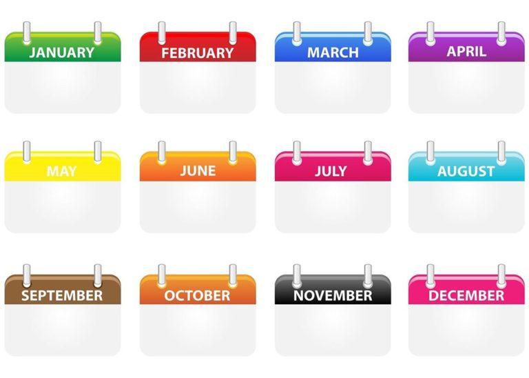 Gdzie zamówić kalendarze trójdzielne?